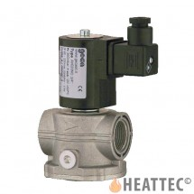 Geca gas valve fast opening high capacity