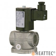 Geca gas valve normally open