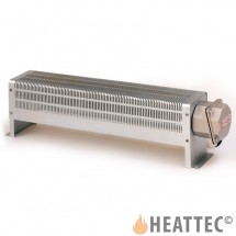 Mono-Phase Industrial Convector CIE - Electricfor