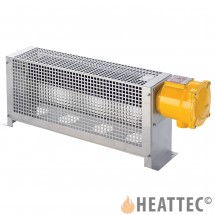 Electric Air Heater RAE T3/T4