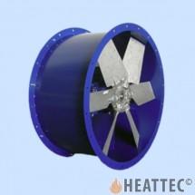 Axial Ventilator Rohrausführung, D/ER 500/B, 10920-15900 m³/h.