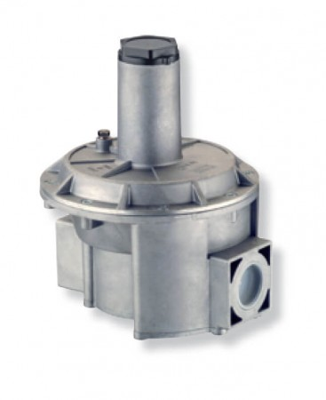 Geca governor with filter