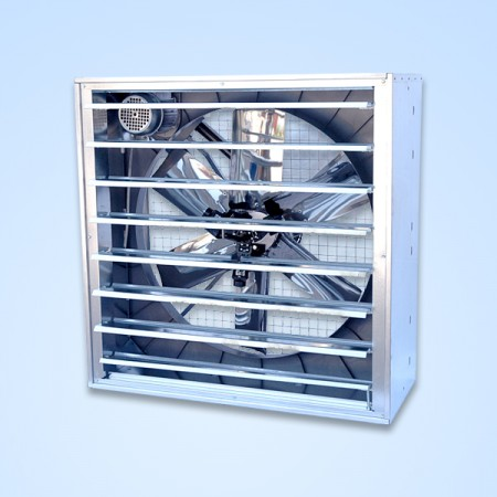 Sama Axial fan unit, SA 48, 30900-36400 m³/h.