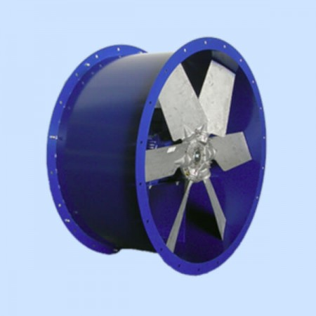 Sama Axial duct fan, D/ER 355/B, 3720-6000 m³/h.
